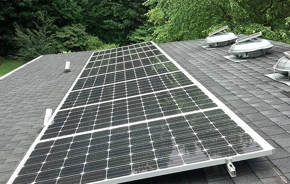 Mac Heating & Air Conditioning Solar Panels